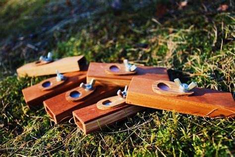 Diy Wooden Musical Instruments